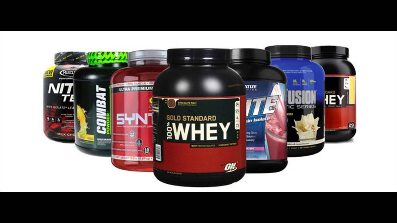 1 scoop of whey protein - YouTube