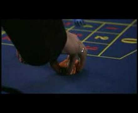 Croupier - Jack Manfred show his skills