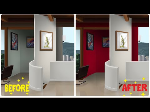 How To Change Room Colors Episode Interactive Background Tutorial