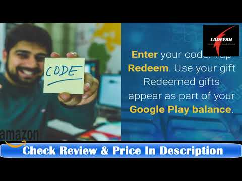 New Google Play Store Gift Card  -  gift card codes 2018