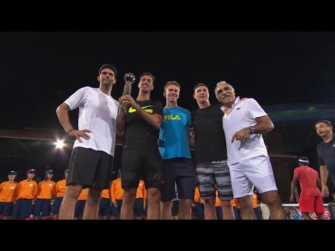 Australia v International Match Highlights | World Tennis Challenge 2018