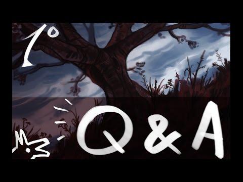 Q&A.1 (me talking!)