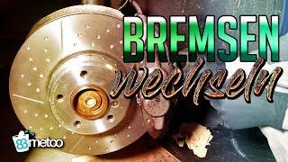 Bremsscheiben & Bremsbeläge wechseln | Kfzteile24 Gutschein für die 83metoo Community