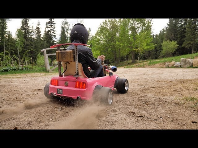 The Barbie Car Is Back and Runs Better Than Ever!