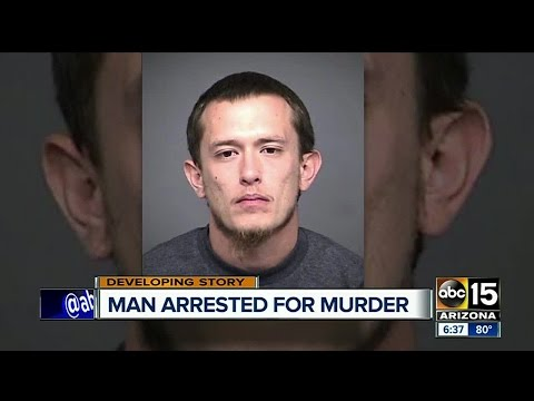 Mesa police arrest man for shooting and killing former roommate's girlfriend.