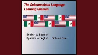 Spanish Shaman Regular Verb Escuchar Means to Listen