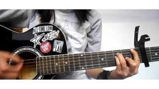 Hate to See Your Heart Break - Paramore (Tutorial de Guitarra)