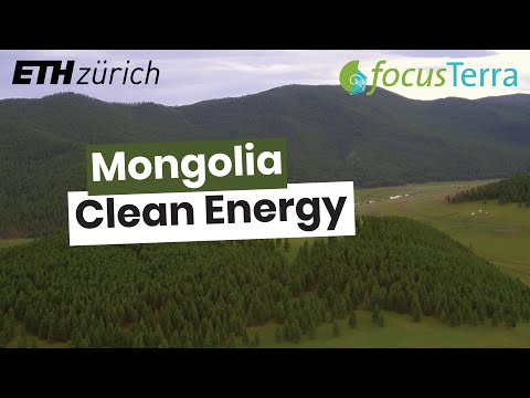 Clean energy for Mongolia