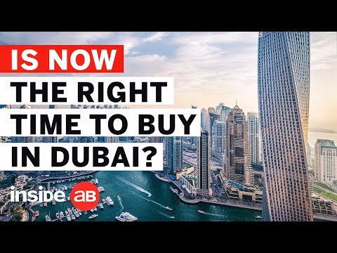 Why Dubai's real estate sector is full of buying signals