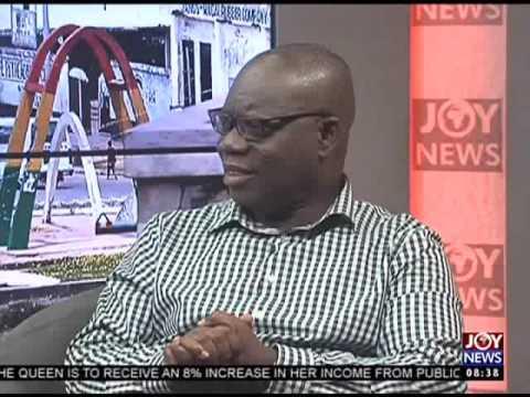 Focus on Sekondi-Takoradi - AM Show on Joy News (28-6-17)