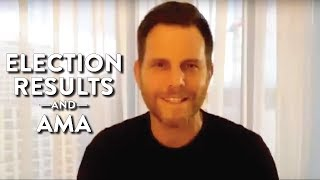 Dave Rubin In England: Election Results and AMA