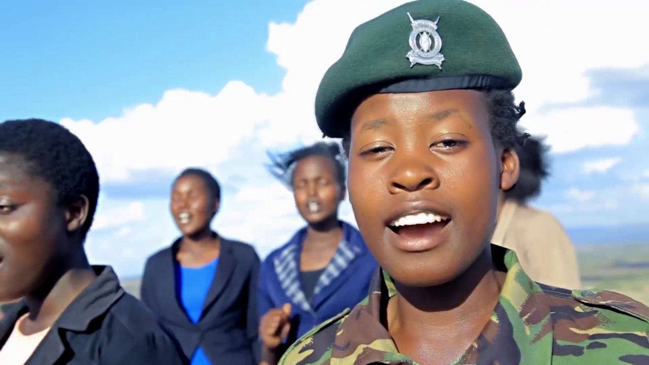 Nilipoyapenda Official Video by Prisons  Staff Training College 2017 2018