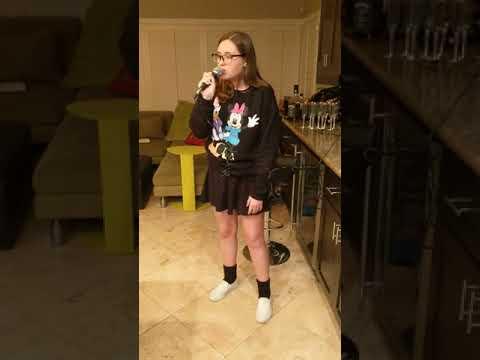 Riley Singing Burn