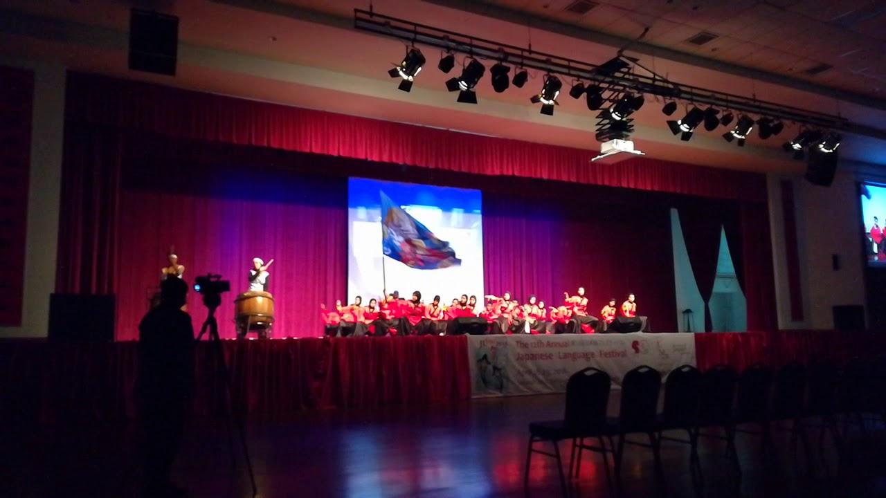 Jl Fest 2018 Sekolah Menengah Sultan Abdul Halim Jenan Soran Bushi Final Youtube