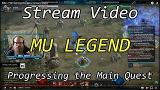 [MU-L PC] Exploring this game! (Part 2) (stream video)