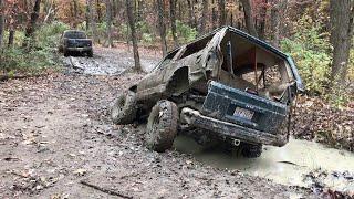 Mud hole videos / InfiniTube