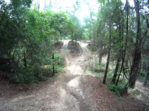 Honda 250 riding trails in Jax Florida