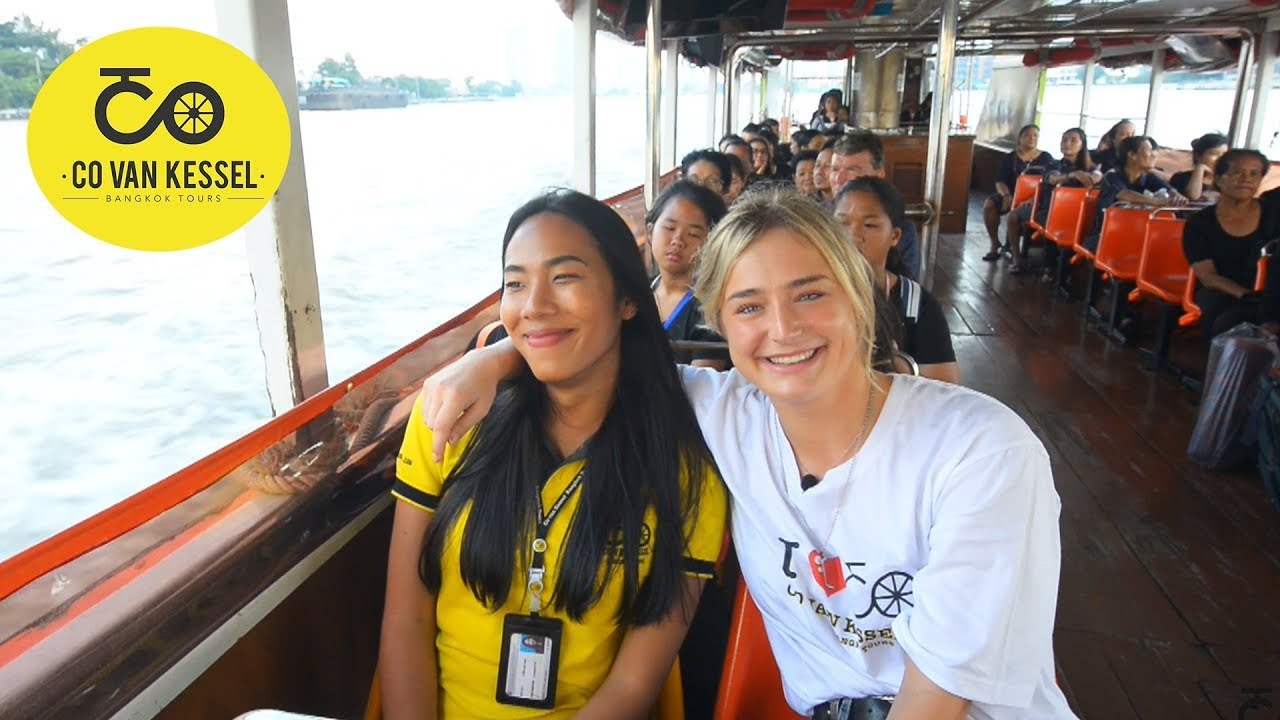 How to use the CHAO PHRAYA EXPRESS BOAT in Bangkok ( Co van Kessel Guide )