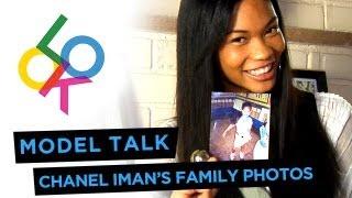 Chanel Iman's Family Photos: Model Talk