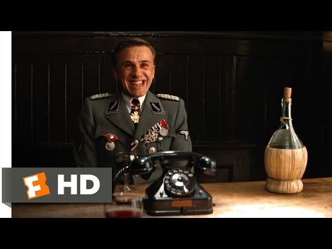 Inglourious Basterds (8/9) Movie CLIP - That's a Bingo! (2009) HD