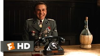 Inglourious Basterds (8/9) Movie CLIP - That