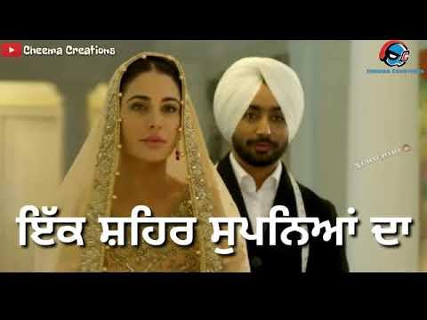 Tere waste ve sajna latest punjabi  song by Satinder sartaj