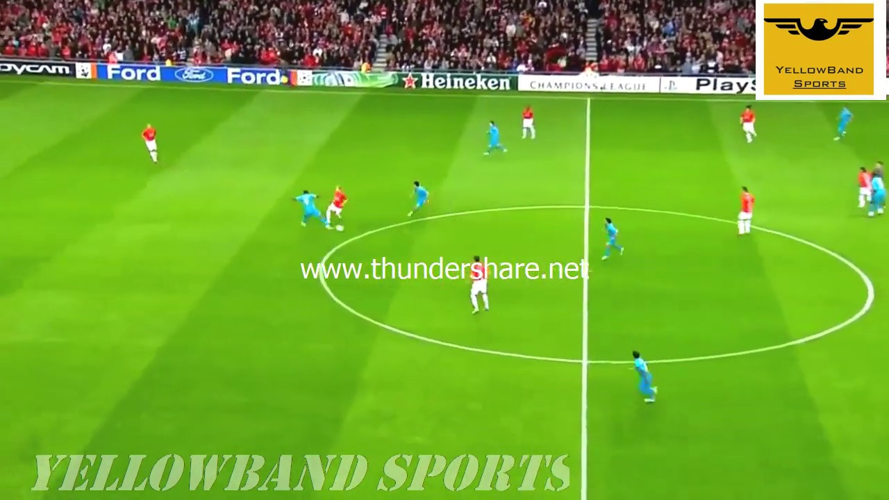 Download How Paul Scholes shocks Barcelona with his outrageous Strike