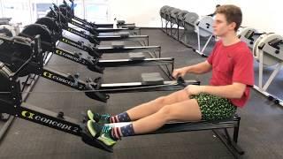 Stephane Pienaar is MAD to row