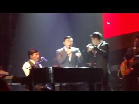 Yovie ft.Mario & Nino RAN~New Song Challenge #2 (Konser Irreplaceable Part 2 Aku Kamu & Valentine) Mp3