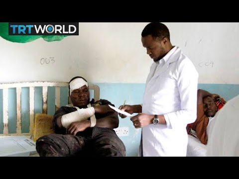 Kenya's Health Crisis: Doctors demand jobs for locals