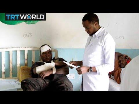 Kenya's Health Crisis: Doctors demand jobs for locals