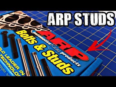 Subaru DiY | ARP Head Stud Install [R-STi Build]