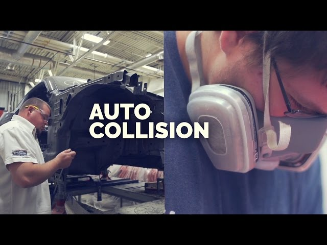 OTC Tech Ed Showcase - Auto Collision