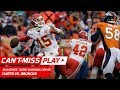 Patrick Mahomes Leads Game-Winning Drive vs. Denver! | Can't-Miss Play | NFL Wk 17