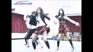 Irony Wonder Girls Dance Mirror
