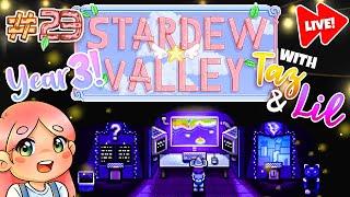 What&#39s behind the 100 GOLDEN WALNUT DOOR...? - Stardew Valley Co-Op Farm! #23