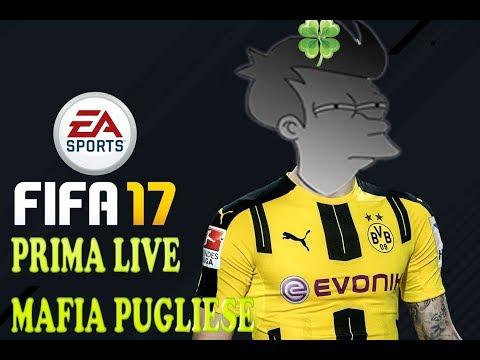 🔴 PRIMA LIVE GAMING/FIFA 17!