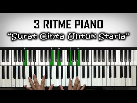 3 Ritme Piano lagu