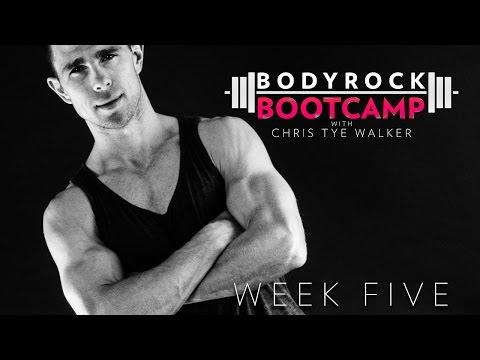 Тренировка от Криса Тайа Уолкера - Неделя 5