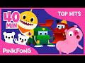 The Best Songs of Apr 2016 | Baby Shark and More | + Compilation | PINKFONG Songs for Children