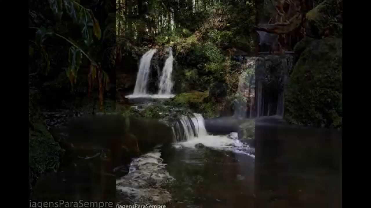 Trilho Das Cascatas Ilha Terceira A 231 Ores Youtube