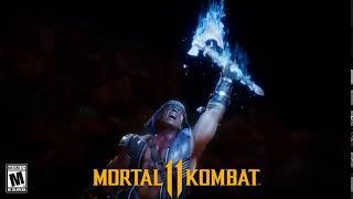 Первое видео Ночного волка / Night Wolf в Mortal Kombat 11