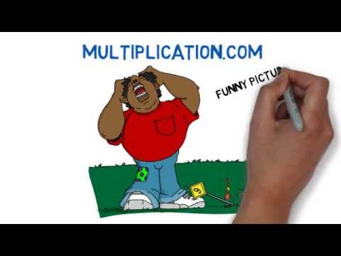 Free Animated Multiplication Videos   Multiplication com