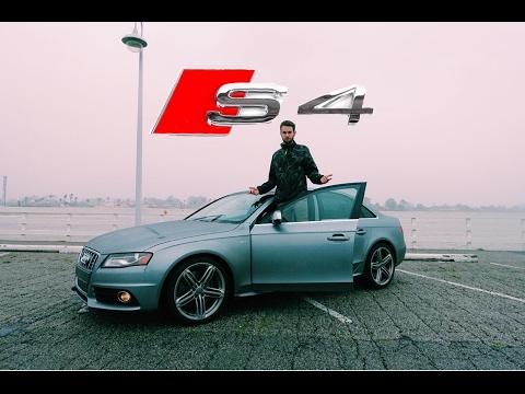 BOUGHT HIS DREAM CAR! *Audi S4*