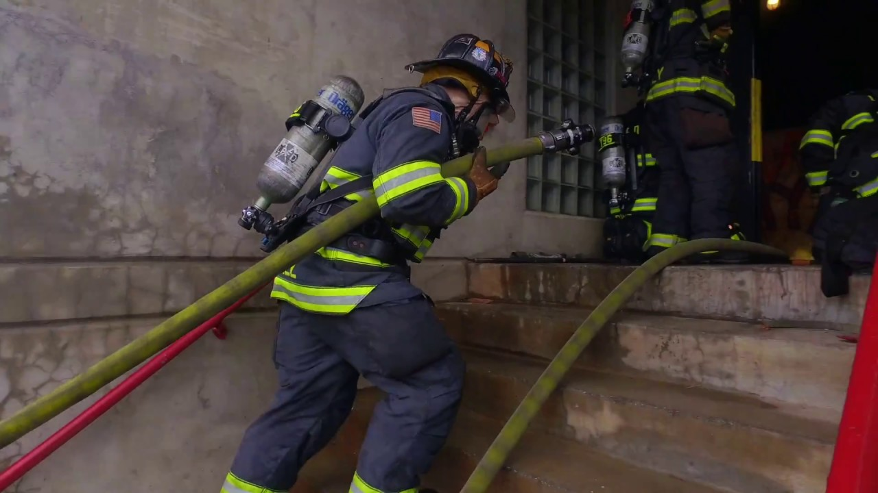 Livermore Pleasanton Fire Department 3 Day Live Fire Joint Training  (MOFD/ALCO)
