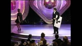 Robin Williams Wins Special Achievement Award - Golden Globes 1993