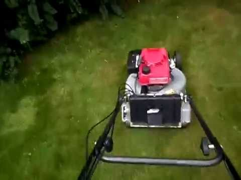 honda hr194 lawn mower youtube. Black Bedroom Furniture Sets. Home Design Ideas