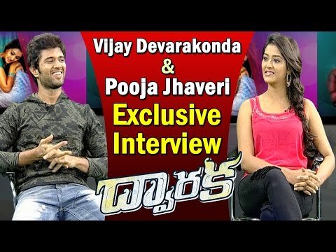 Special Chit Chat With Dwaraka Movie Team || Vijay Devarakonda | Pooja Jhaveri || NTV