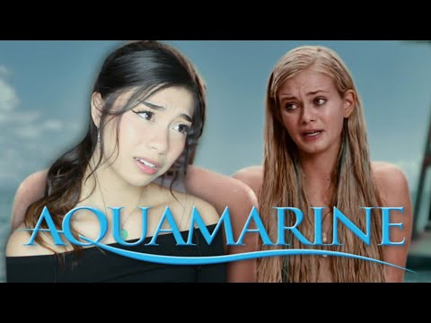 **AQUAMARINE** ISNT AS GOOD AS YOU REMEMBER