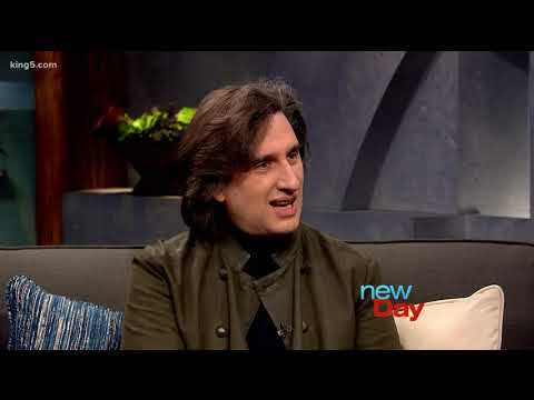 Actor and pianist Hershey Felder performs a song by Irving Berlin - New Day Northwest